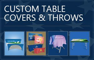 Custom Table Covers And Throws